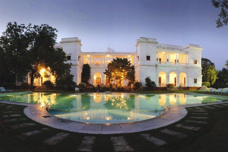 Inside Tour of Royal Pataudi Palace
