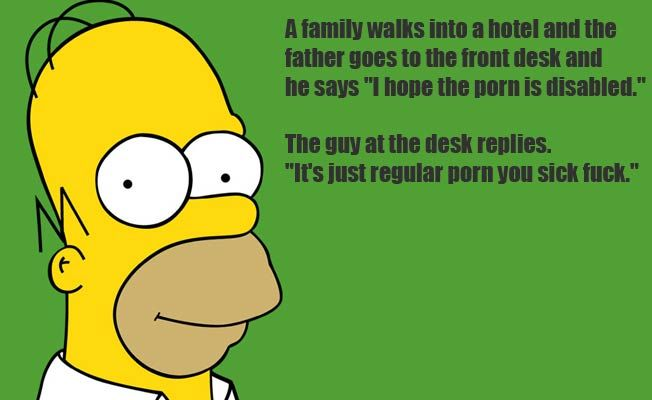 Inappropriate Jokes that So Dirty but Funniest at the Same Time