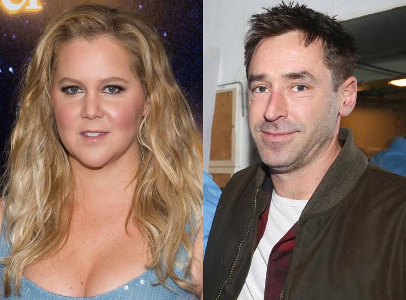 Amy Schumer and Chris Fisher get married