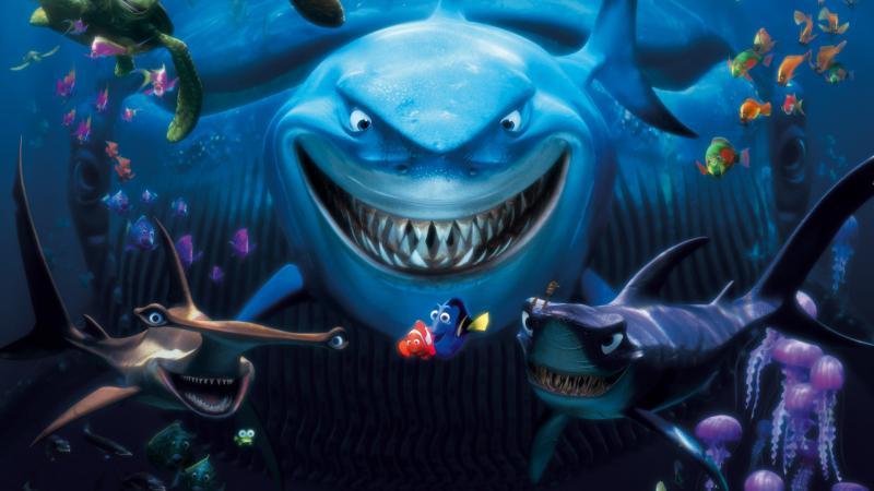 Finding Nemo Animated Movie