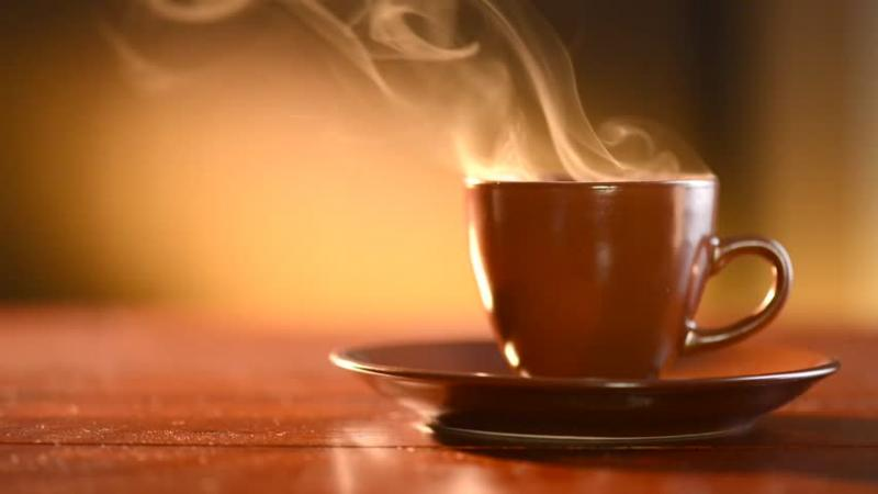 Hot Tea or Coffee for Overcome from Coldand Flu