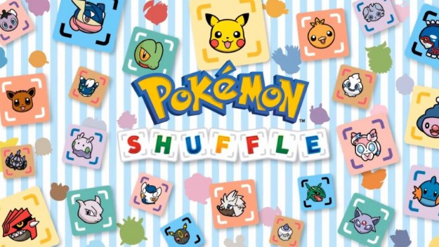 Pokemon Shuffle |Pokemon Games Free Download for Android and iPhone