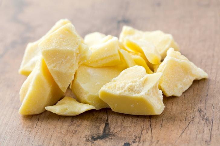 Applying Coco butter on Razor burn - Home remedy on razor burn