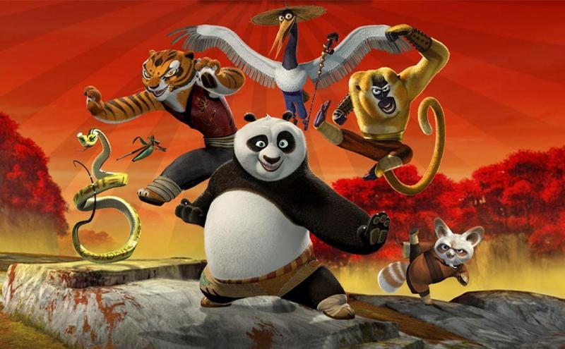 Best Animated movies   Kung Fu Panda