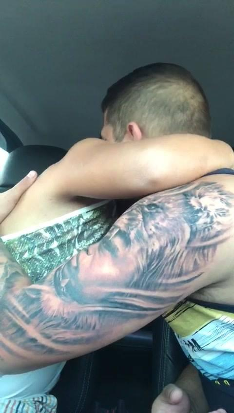 Brothers with Down Syndrome Tattoo