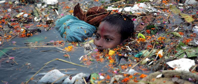 Dirtiest Tourist Places in India