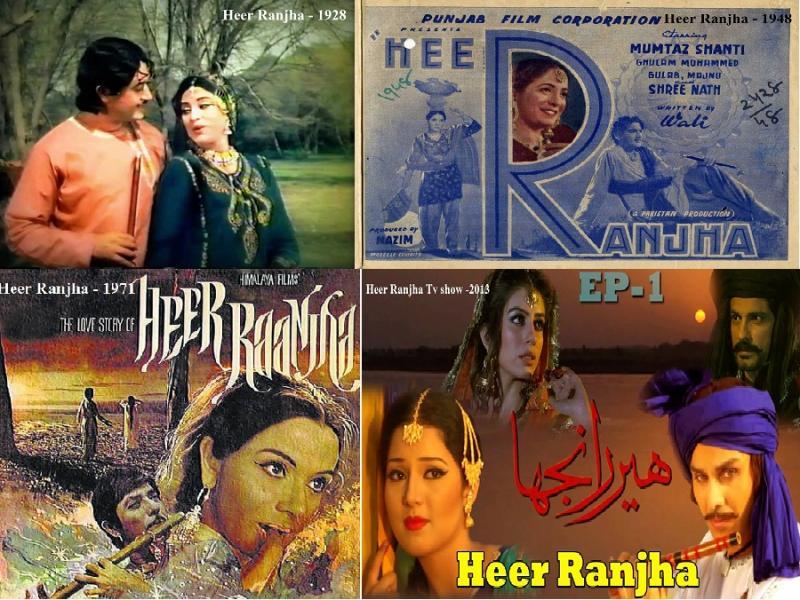 Heer Ranjha Love Story