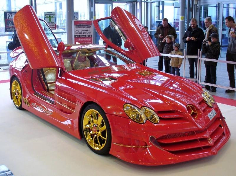 Most Expensive Mercedes