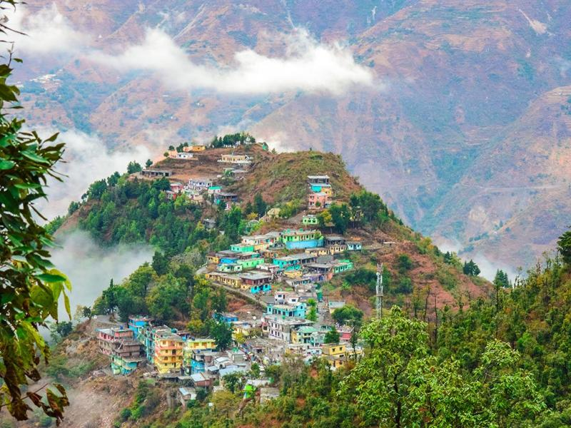 India's 10 Most Beautiful Hill Stations