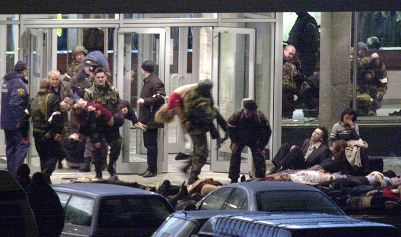 Terrorist Attacks In the World