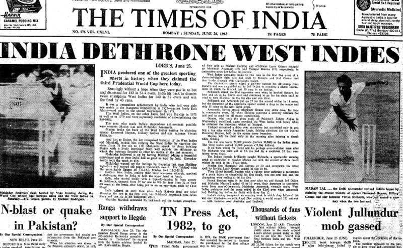 Major Events Occurring in India After Independence