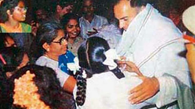 Prime Minister Rajiv Gandhi Last Moment