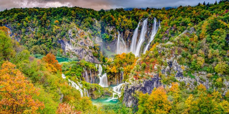 The world's most beautiful 5 places