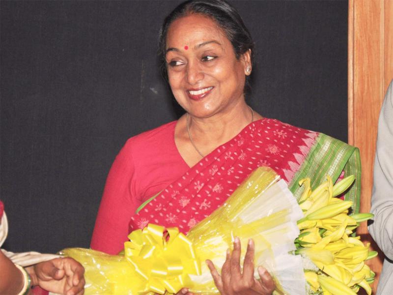 Meira Kumar Biography