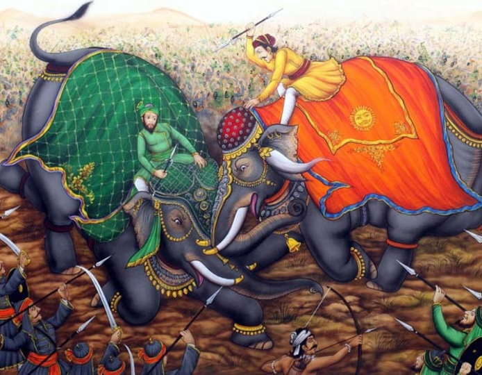Haldighati Battle