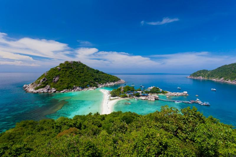 famous island in Thailand