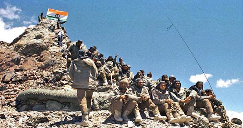 India and Pakistan War