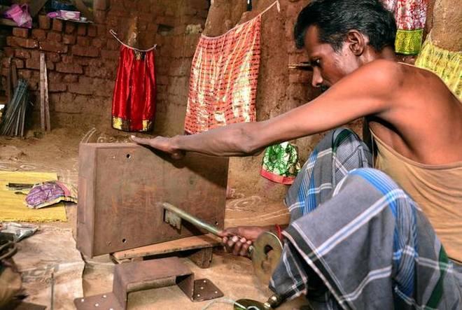 Aligarh Lock History