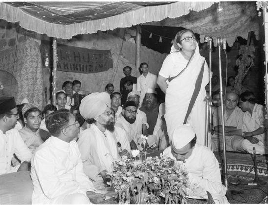 Durgabai Deshmukh Biography