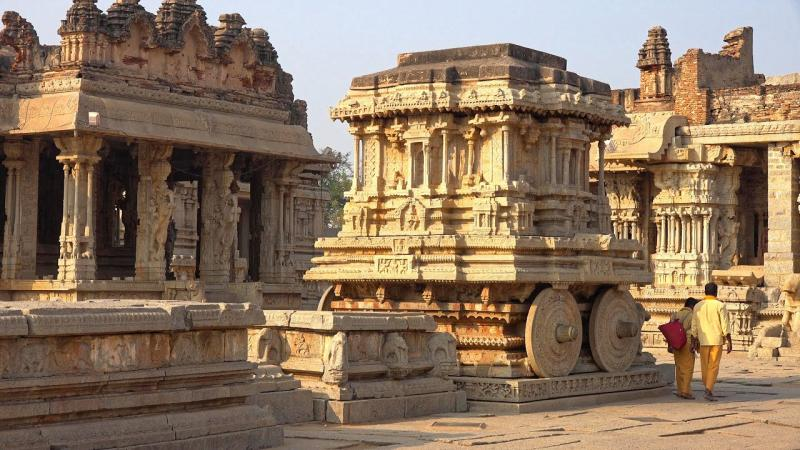 Ancient Cities of India