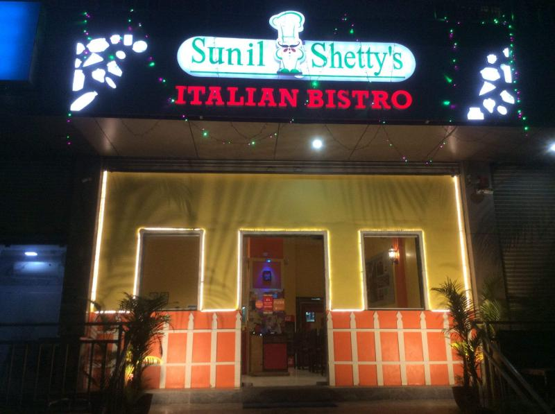 Restaurants by Indian Celebrities
