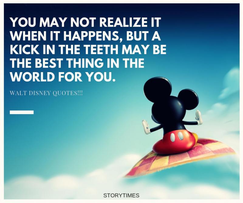 Best Walt Disney Quotes