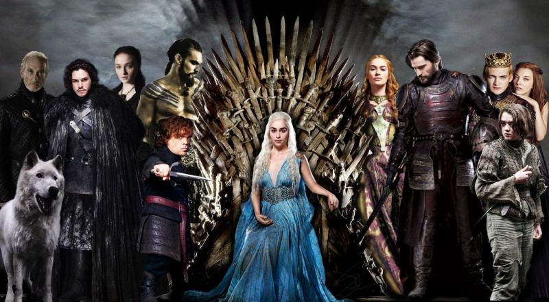 Most Famous English TV Shows