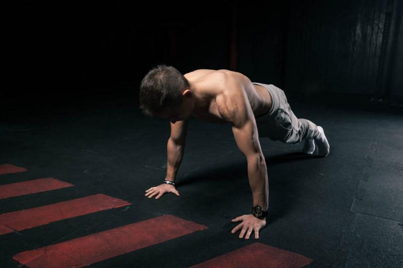 Mistakes While Doing Push-Ups