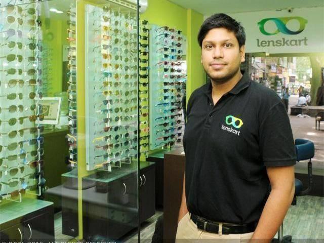 Lenskart CEO Piyush Bansal