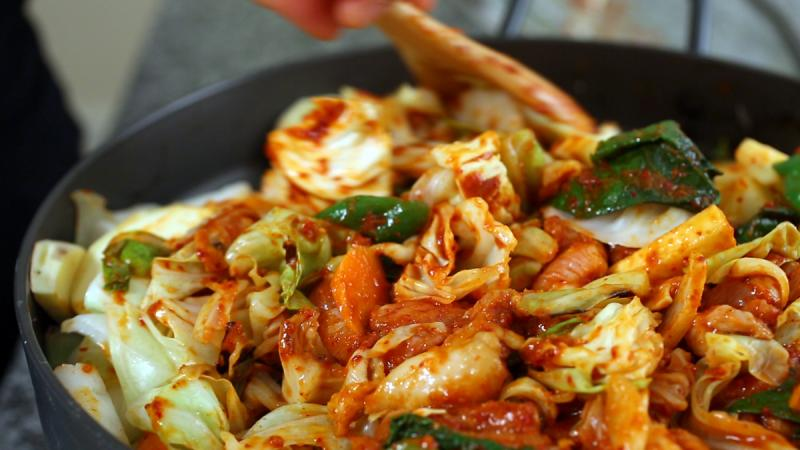 Best Korean Street Foods