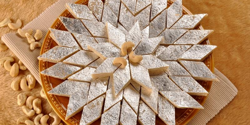 Sweet Dishes in winter