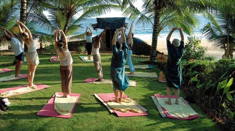 Best Yoga Centers in India