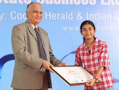 Sreelakshmi Suresh Youngest Ceo In World