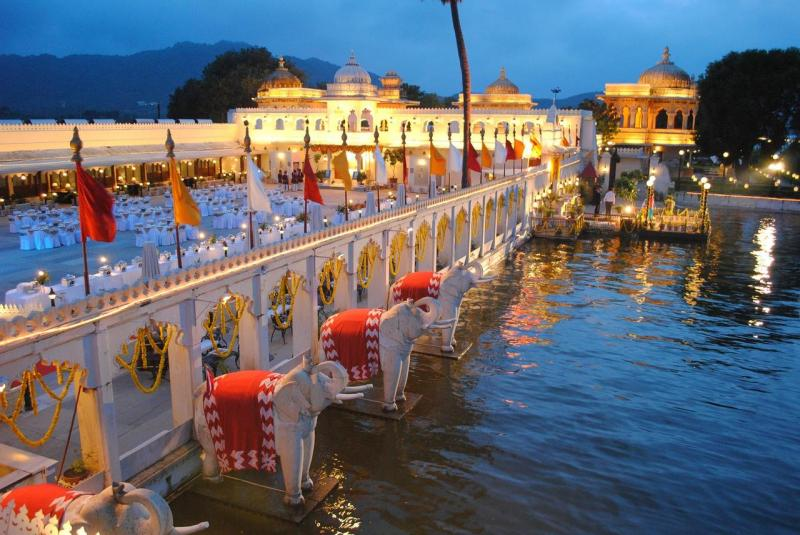 Udaipur Top Tourist Palace