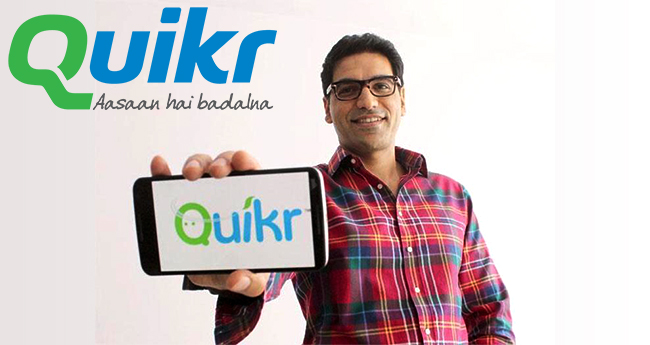 Quikr Success Story In Hindi