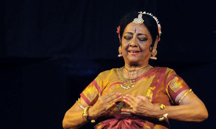 Bharatanatyam Dancers