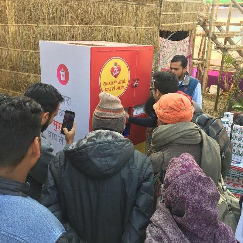 Kumbh Tea Stall