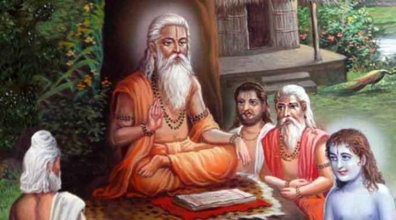 Maharishi Vedvyas Biography