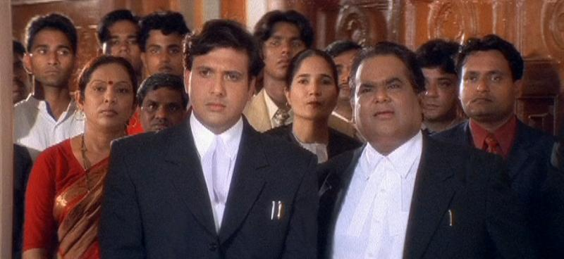 Bollywood Hit Movies Lawyers