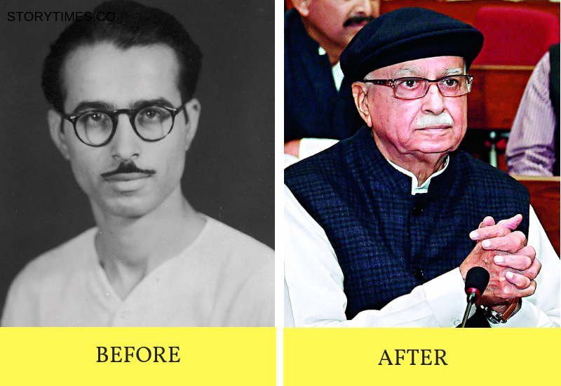 Political Leader Before And After
