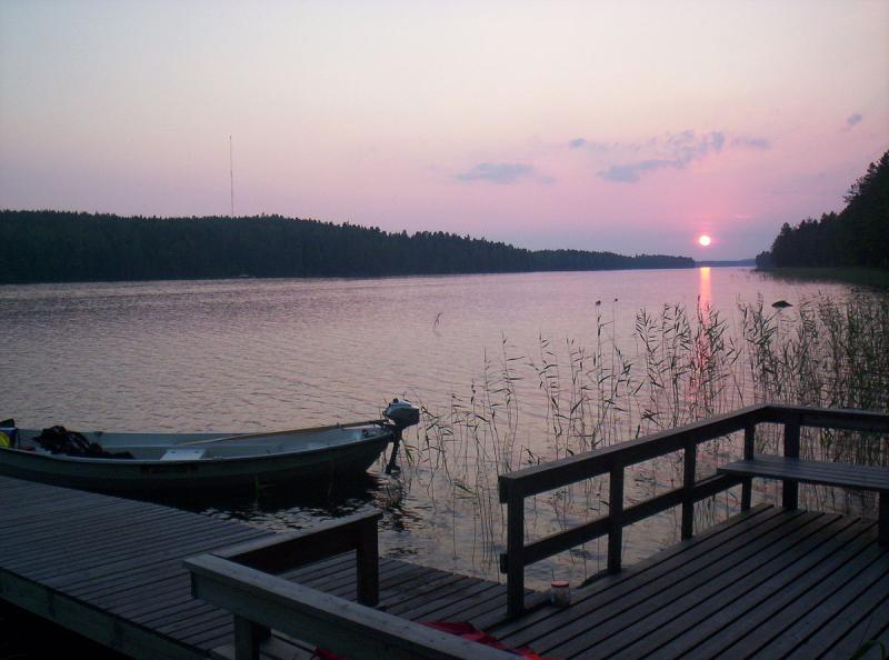 Most Beautiful Lakes in Finland