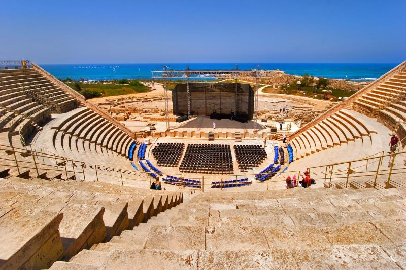 Sea Places to Visit in Israel