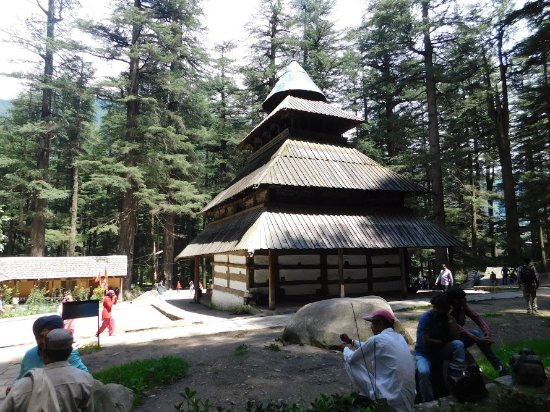 Hidimba Devi Temple History In Hindi
