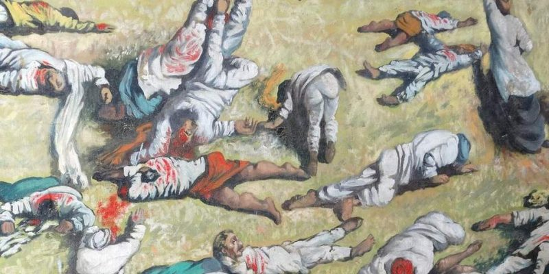 Jallianwala Bagh Massacre In Hindi