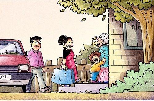 Summer holidays Memories In Hindi