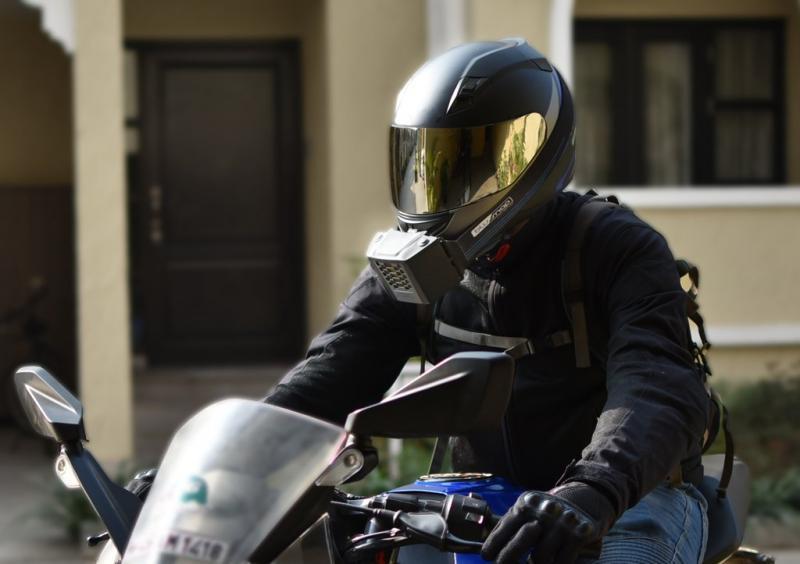BluSnap2 Summer Helmet In Hindi