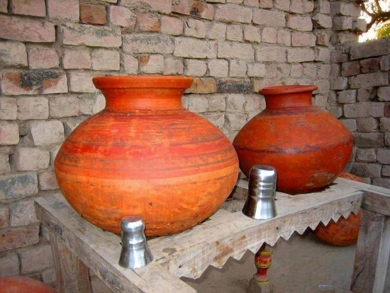 Soil pot Water Benefits In Hindi