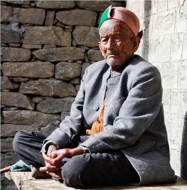 India First Voter Man Shyam Saran Negi In Hindi