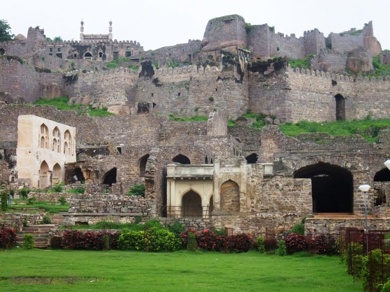 Most Haunted Forts in India