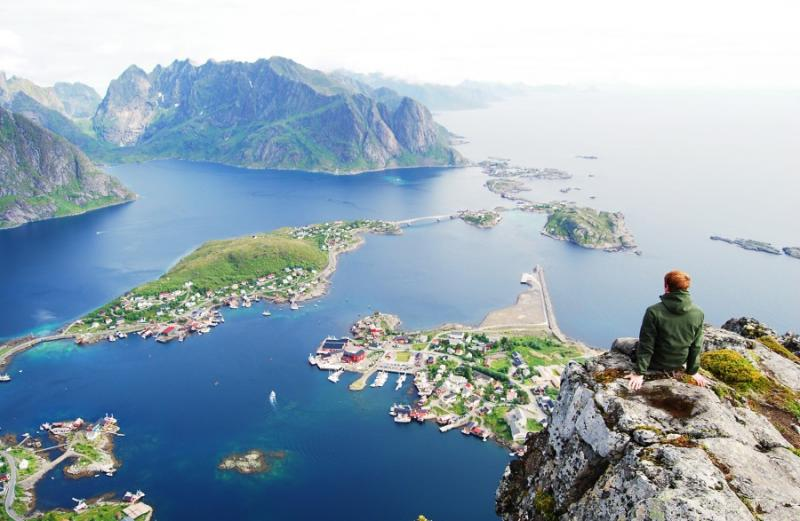 Most Heavenly Places in the World